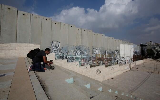 Iisraeli Läänekalda müür