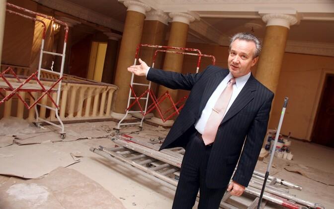 Ушел из жизни директор Русского культурного центра Юрий Поляков.