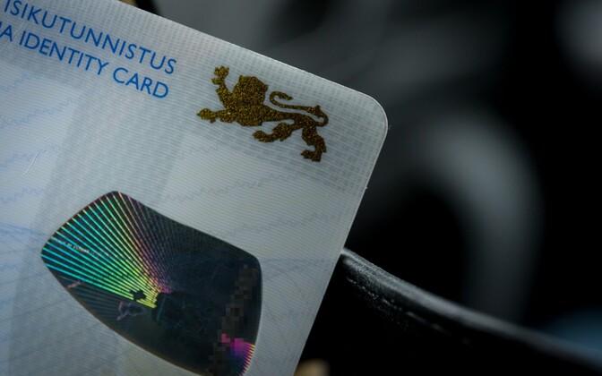 ID-kaart.