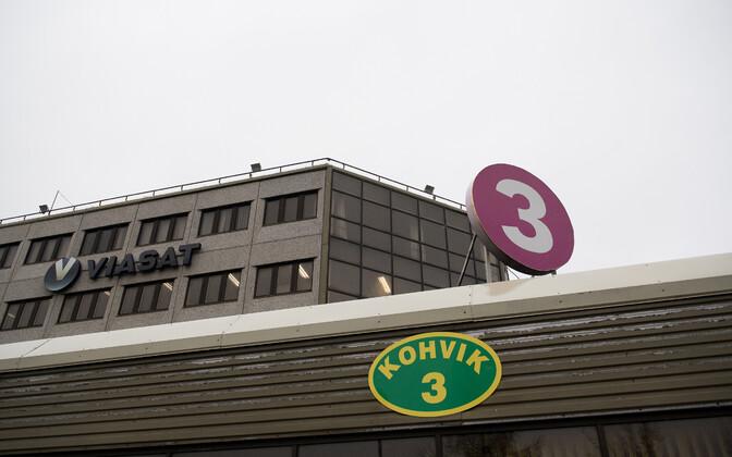 Kolmanda Silma Festival OÜ on registreeritud TV3-ga samale aadressile, Peterburi tee 81.
