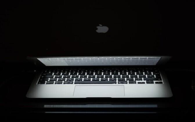 Ноутбук. Иллюстративное фото.