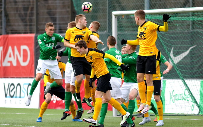 FC Flora - Pärnu Vaprus
