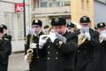 Kuperjanovi jalavpäevataljoni taasloomise 25. aastapäeva tähistamine.