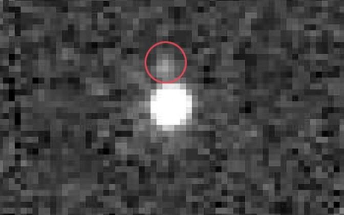 Kääbusplaneet 2007 OR10.