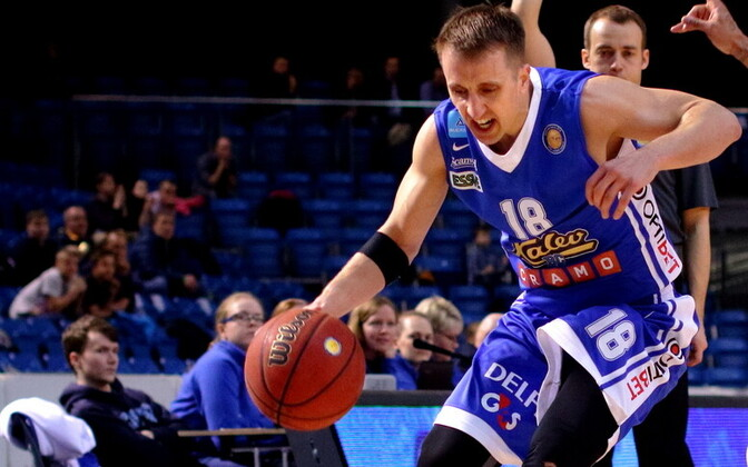 BC Kalev/Cramo - Tsmoki-Minsk / Branko Mirkovic