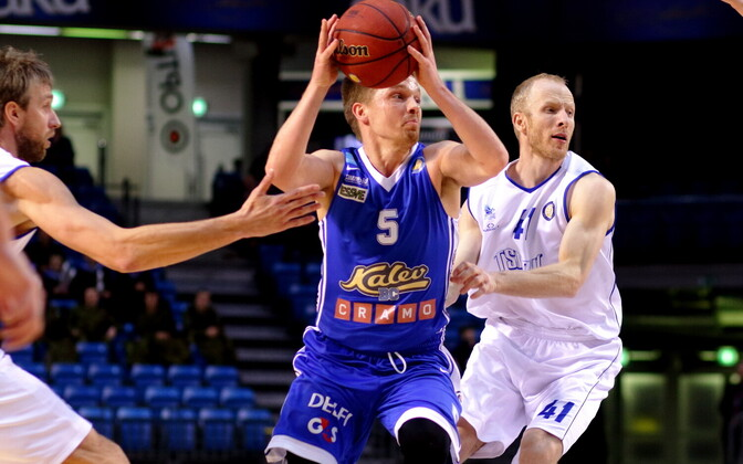 BC Kalev/Cramo - Tsmoki-Minsk / Sten-Timmu Sokk
