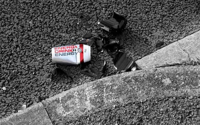 Kofeiinirikka energiajoogi tarvitamine koos alkoholiga suurendab vigastuste riski.