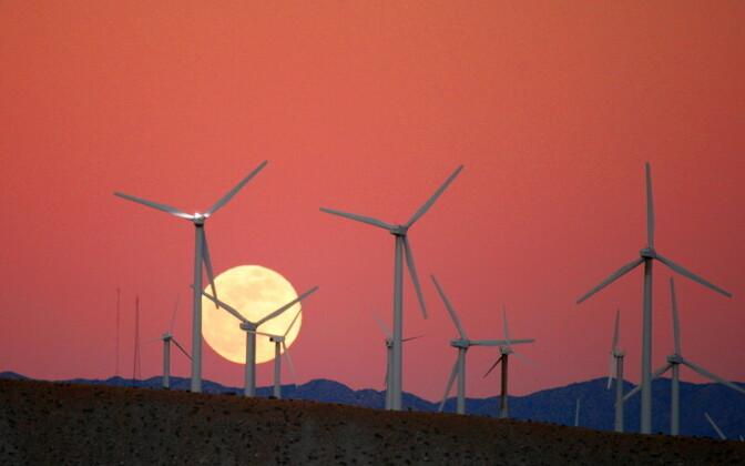 IAEA hinnangul on süsinikuheitmete kasv peatunud peamiselt taastuvate energiaallikate kasutuselevõtu tõttu.