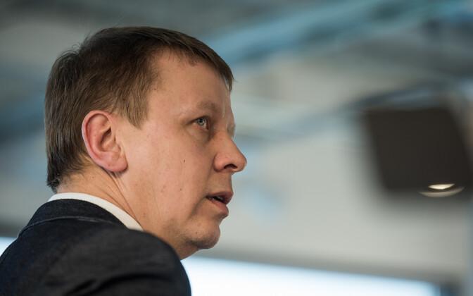 Яан Тамм подал в отставку с поста руководителя Nordica.