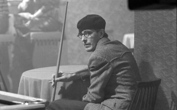 HTV klassikat: näitleja Lembit Ulfsak. 1988 (Foto: ERR/Ülo Josing)