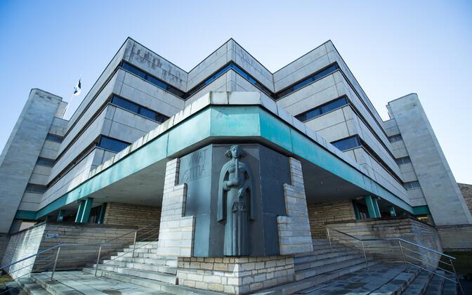 Harju County Court in Tallinn.