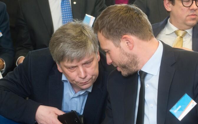 Kiisler teeb ettepaneku IRL-ile uus juht valida