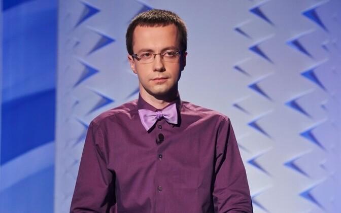 Евгений Криштафович.