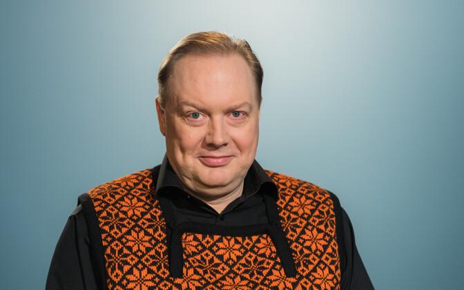 Diktor Lauri Liiv