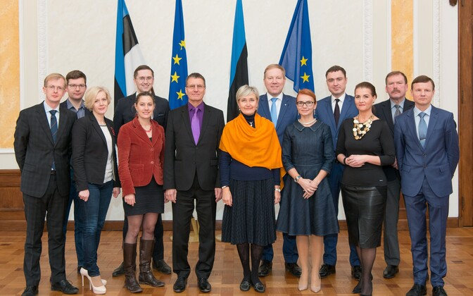 The Riigikogu's European Union Affairs Committee.