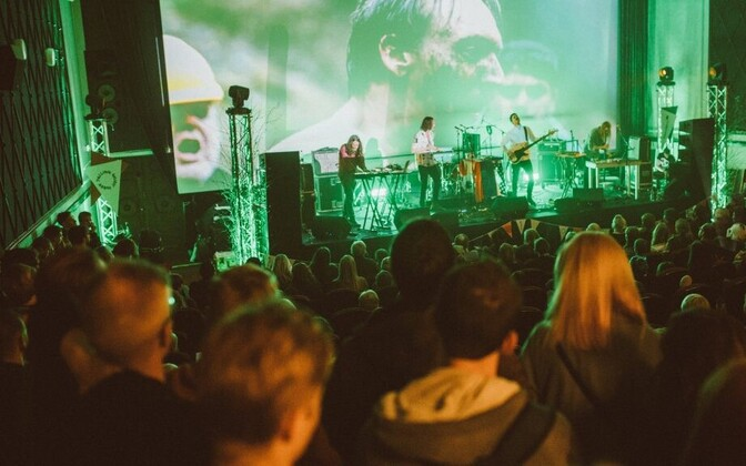 Culture.ee's recommendations include but also go beyond the giant annual Tallinn Music Week.
