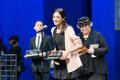 Teatriauhindade gala Ugala teatris, Maria Klenskaja ja Marta Navasardyan