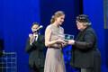 Teatriauhindade gala Ugala teatris, Maria Klenskaja ja Liisa Saaremäel