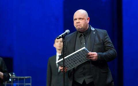 Teatriauhindade gala Ugala teatris, Paavo Matsin