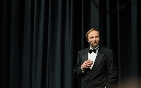 Teatriauhindade gala Ugala teatris, Ott Aardam