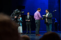 Teatriauhindade gala Ugala teatris, Jaan Lutsoja ja Peeter Konovalov