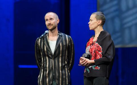 Teatriauhindade gala Ugala teatris, Ene-Liis Semper ja Tiit Ojasoo