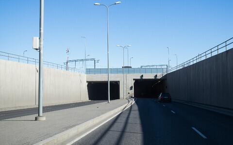 Туннель Юлемисте.