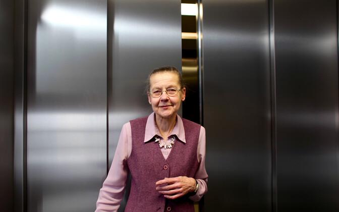 Tartu ülikooli füüsika instituudi vanemteadur Piret Kuusk.