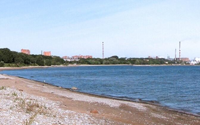 Силламяэ называют городом свежих морских ветров.