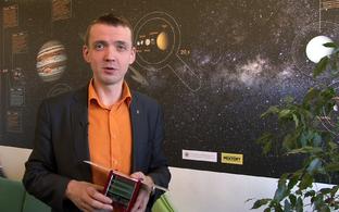 TTÜ Thomas Johann Seebecki elektroonikainstituudi dotsent Ivo Müürsepp.