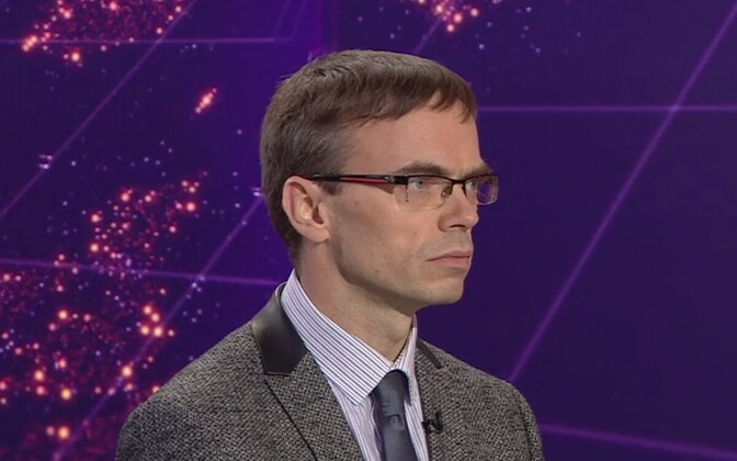 Minister of Foreign Affairs Sven Mikser gave an interview on