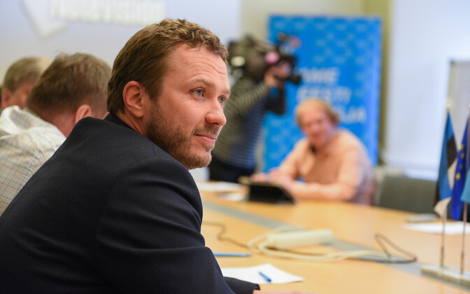 IRL chairman Margus Tsahkna will not be running for a seat in the party's extended leadership.