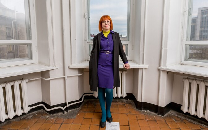 Signe Kivi will take over as director of Tartu Art Museum in June.