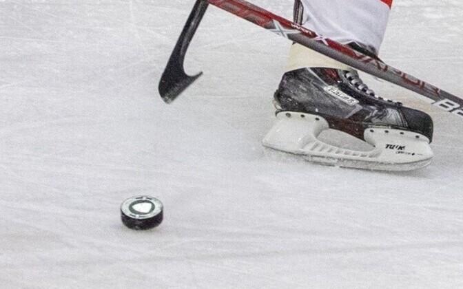 Хоккей. Иллюстративное фото.