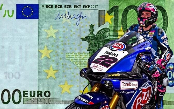 Государство выделит на поддержку спортсменов почти 58 000 евро.