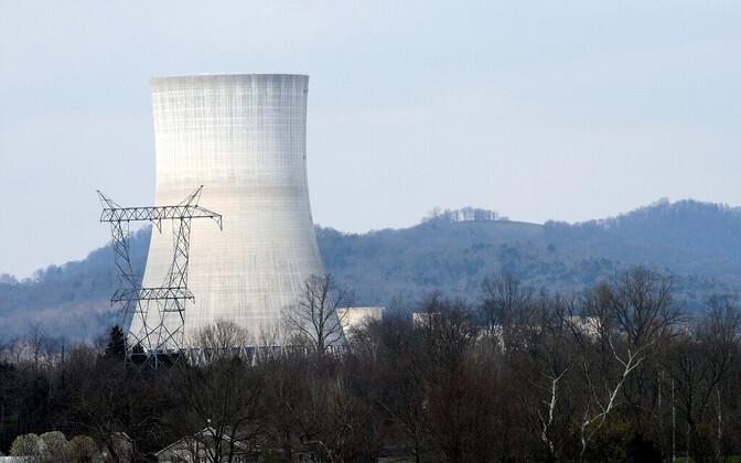 Tuumajaam Tennessee'i orus.