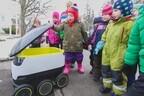 Lapsed ja robot