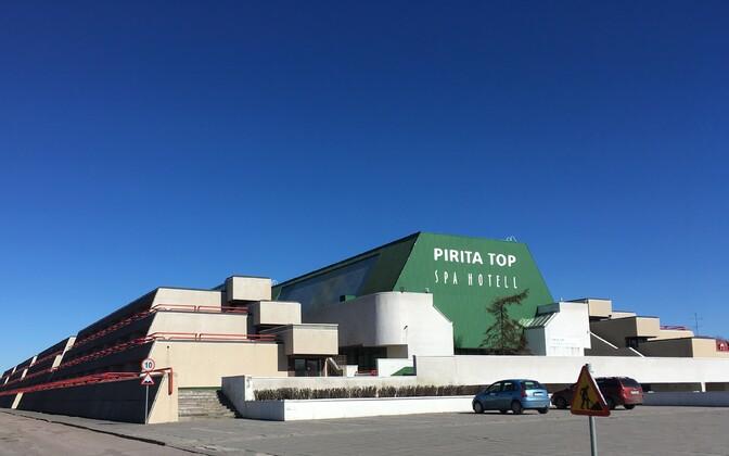 Pirita Spa Hotel.