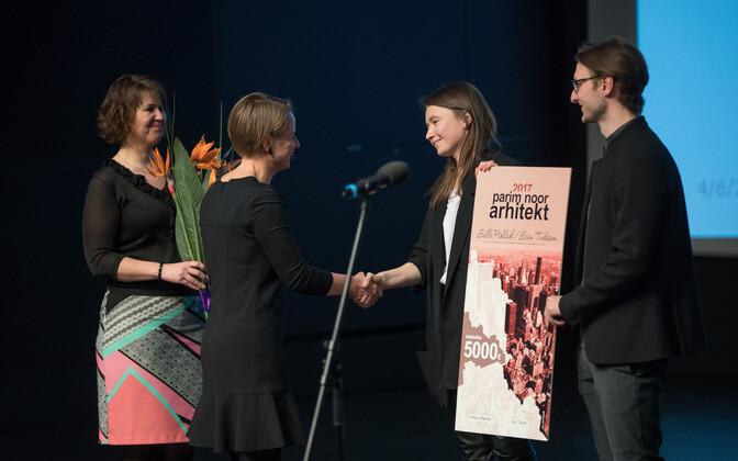 Noore Arhitekti preemia