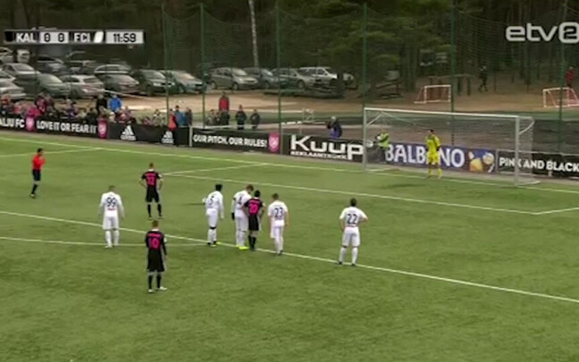 Nõmme Kalju - FCI Tallinn
