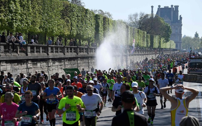 Pariisi maraton