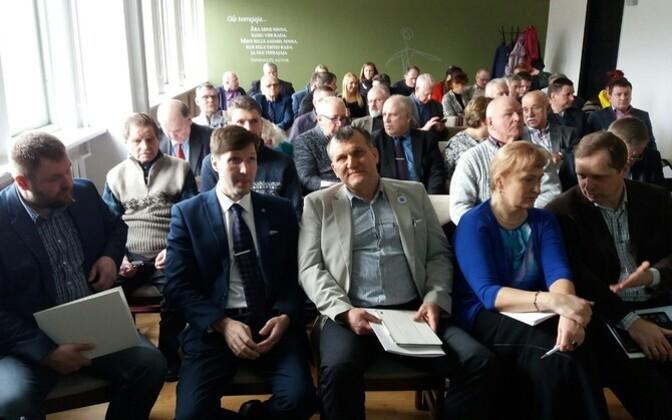 EKRE выступает за референдум по вопросу членства Эстонии в ЕС.