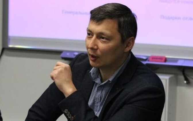 Михаил Кылварт.