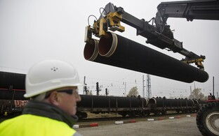 Construction on Nord Stream 2 is hoped to begin in May 2018.
