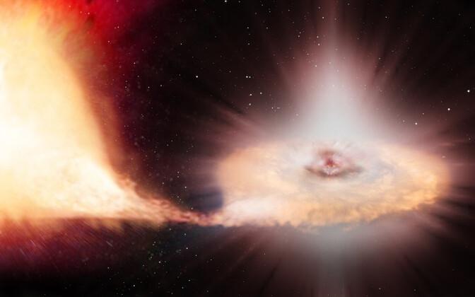 Ia tüüpi supernoovade uurimine on meie teadmisi universumist oluliselt avardanud