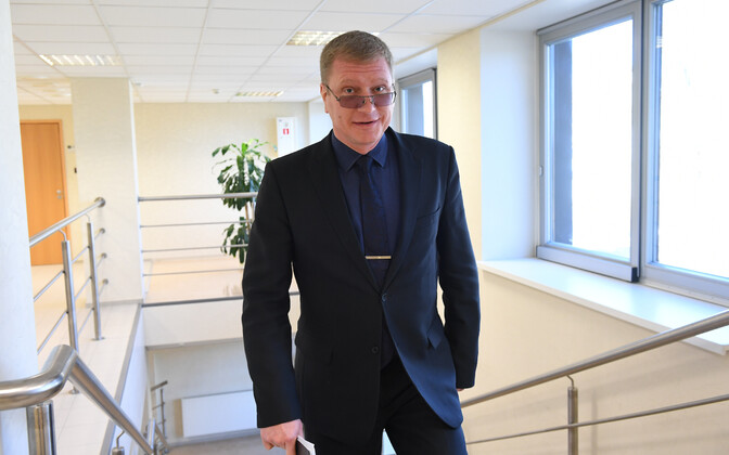 Aleksandr Jefimov kohtu all.