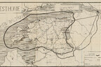 Эстония, 1919 год. Карта из книги: Mémoire sur l'indépendance de l'Esthonie présenté a la Conférence de la Paix par la délégation Esthonienne. Издание: апрель, 1919 год.