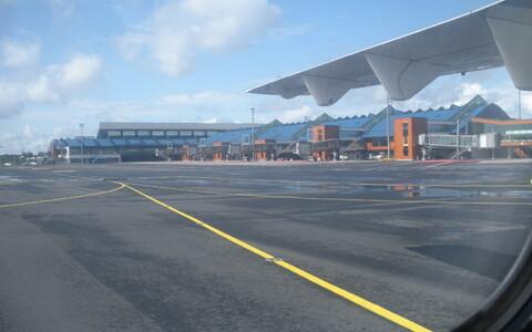 Таллиннский аэропорт