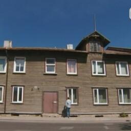 Renoveeritav maja Kalamajas
