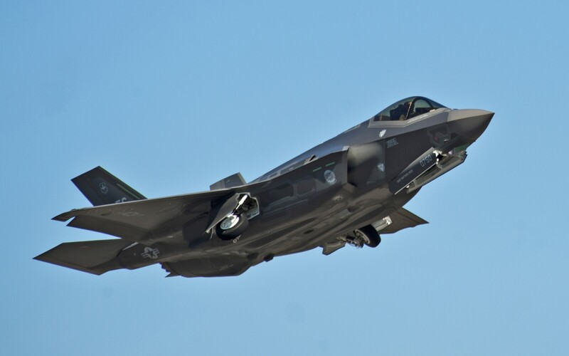 The U.S. is planning to permanently station the F-35 type in Europe starting 2020.